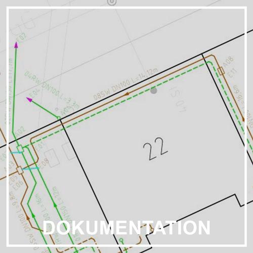 PolyLine Umwelttechnik GmbH Dokumentation Rohrzustand dokumentieren GS2000 Rohrverlauf darstellen Visualisierung Rohrzustand Grafische Darstellung Rohrzustand