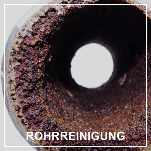 PolyLine Umwelttechnik GmbH Rohrreinigung elektromechanische Reinigung hydrodynamische Reinigung Fräsroboter Rohrquerschnitt wiederherstellen Ablagerungen entfernen Wurzeleinwuchs Rohrriss Rohrbruch